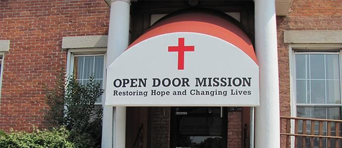 Open Door Mission of Rochester NY Partners With The Purpose United Project & Open Door Mission of Rochester NY Partners With The Purpose United ...