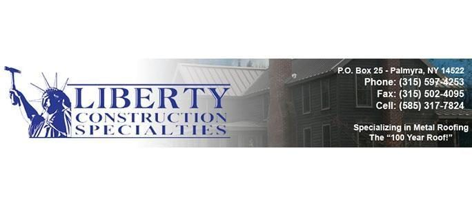 Liberty Construction Specialties